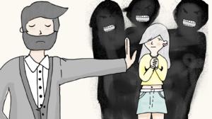 maltrato iguales psicológico ayudarte estudio psicología