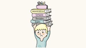 ayudarte psicologia deberes niños hijos adolescentes tarea actividades