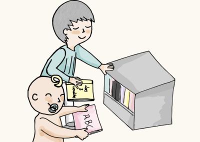 ¿Colabora tu peque en casa?