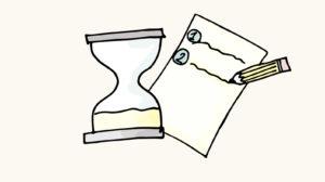 Organizando el tiempo