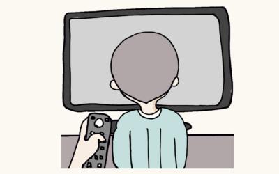 Guía para que tu hijo no esté enganchado a la tele