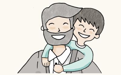4 claves para que os impliquéis por igual en la crianza de tus hijos
