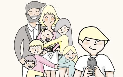 Juegos para alejarte del phubbing y estar más tiempo en familia