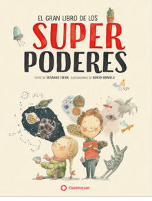 cualidades infantiles El Gran Libro de los Super Poderes