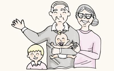 Cómo conseguir que los abuelos sobrevivan con tus hijos todo el verano