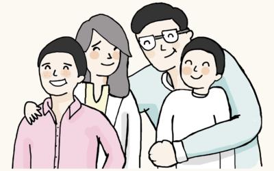 Finales Felices: Nuestros hijos no tenían nada raro