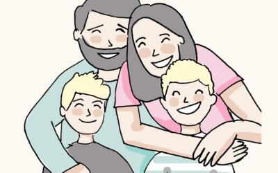 Finales Felices: Mi hijo ha pasado de estar triste a mejorar en todo y ser feliz