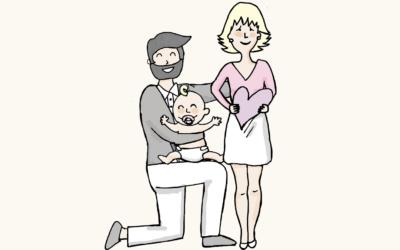 Cómo evitar el desgaste en pareja cuando tienes hijos