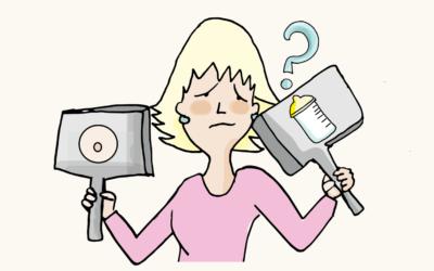 Lactancia materna ¿en contra o a favor? ¿hasta cuándo?