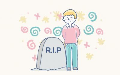 Cómo preparar a tu hijo para superar una pérdida o una muerte