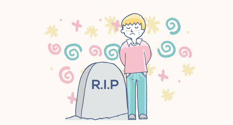 perdida muerte infancia