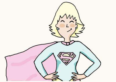 Deja de ser una Superwoman