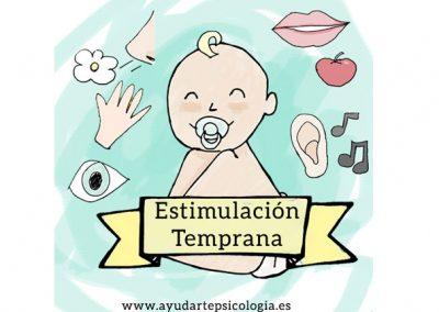 ¿Qué es la estimulación temprana?