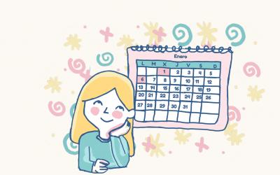 ¿Tú hijo espera que llegue una fecha concreta? Descubre 4 ideas para trabajar su orientación temporal.