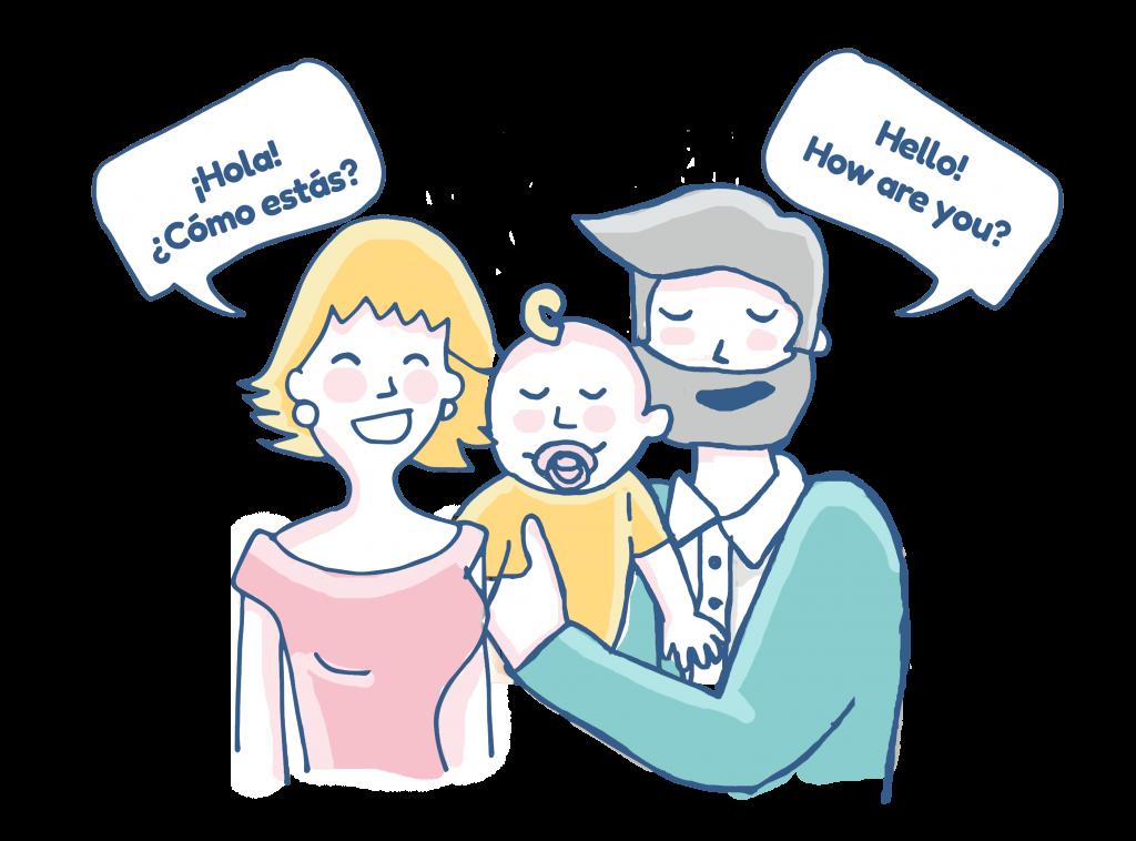 bilingüe bilingüismo
