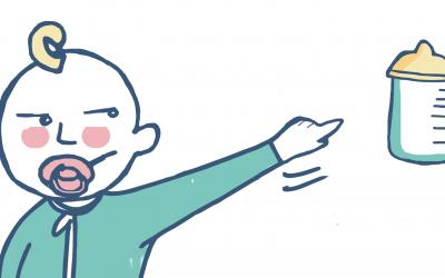 3 formas en las que tu hijo/a se comunica contigo antes de que empiece a hablar