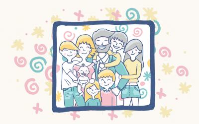 Ideas para celebrar el día del padre para incluir a todas las familias