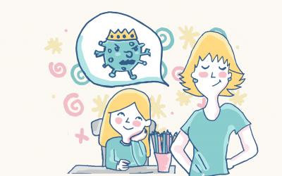 3 Claves para explicar el coronavirus a los más peques