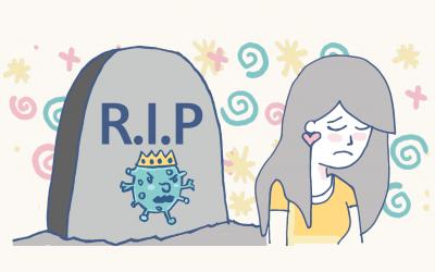 Cómo explicarle a un niño la muerte o la enfermedad de un ser querido por coronavirus