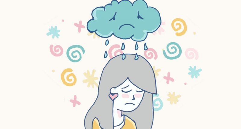 que es depresión infantil