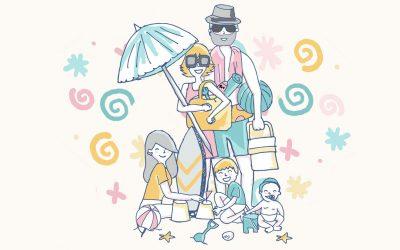 ¿Qué hacer en verano con niños en casa?