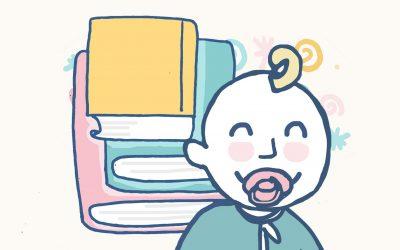 Libros infantiles imprescindibles para bebés de 0 a 3 años para hablar de emociones