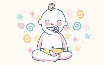 Como calmar a un bebé ¿Qué hacer cuando mi bebé llora?