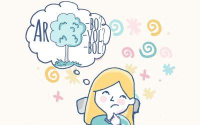 Actividad para trabajar conciencia fonológica infantil y dislexia en casa