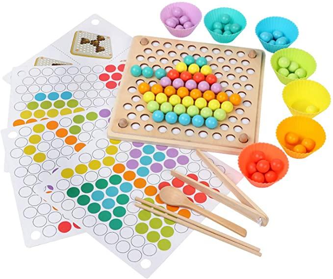 juego motricidad niños