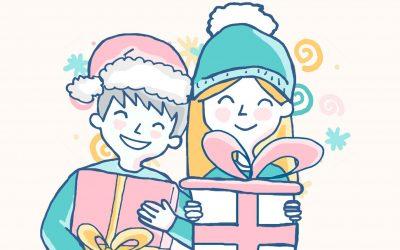 6 juegos de navidad para disfrutar con niños de 3 a 7 años en familia