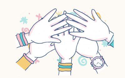 Juegos cooperativos para mejorar la atención a partir de 4 a 10 años