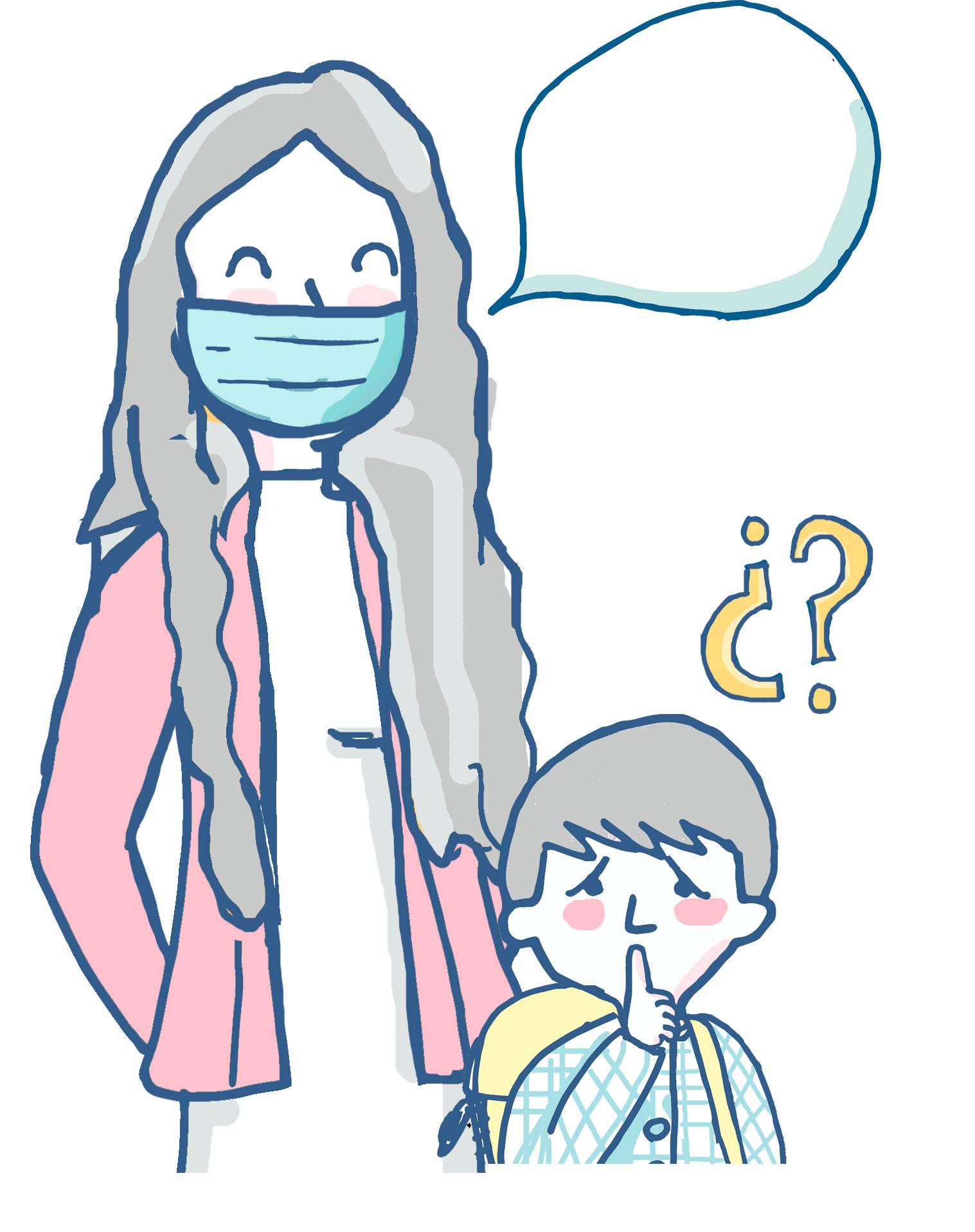 desarrollar lenguaje coronavirus