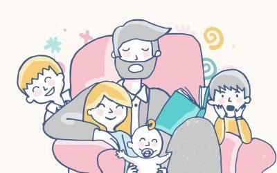 Mejores libros infantiles para niños de 0-8 años- Nuestras Recomendaciones de lectura compartida