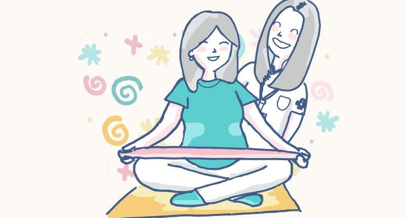beneficios actividad fisica embarazo