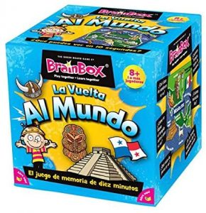 brainbox la vuelta al mundo juegos verano