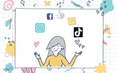 ¿Cómo influyen las redes sociales en la autoestima de los adolescentes?